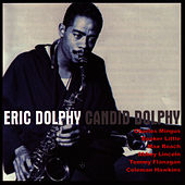 Candid Dolphy by Eric Dolphy