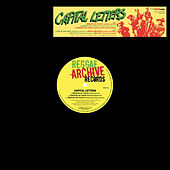 Smoking My Ganja (Rootikal Remix EP) by Capital Letters