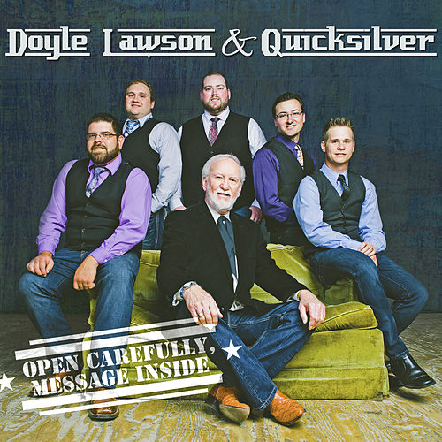 Open Carefully Message Inside by Doyle Lawson