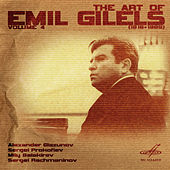 Play & Download Art of Emil Gilels, Vol. 4 by Emil Gilels | Napster