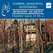 Borodin Quartet Performs Chamber Music of the 20th Century by Various Artists