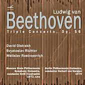 Play & Download Beethoven: Triple Concerto for Violin, Cello, and Piano in C Major, Op. 56 by Svyatoslav Richter | Napster