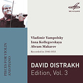 Play & Download David Oistrakh Edition, Vol. 3 by Various Artists | Napster