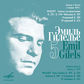 Play & Download Emil Gilels Recitials, Vol. 5 (Live) by Emil Gilels | Napster