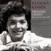 Chopin: Piano Concertos Nos. 1 & 2 (Live) by Evgeny Kissin