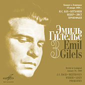 Play & Download Emil Gilels Recitials, Vol. 3 (Live) by Emil Gilels | Napster
