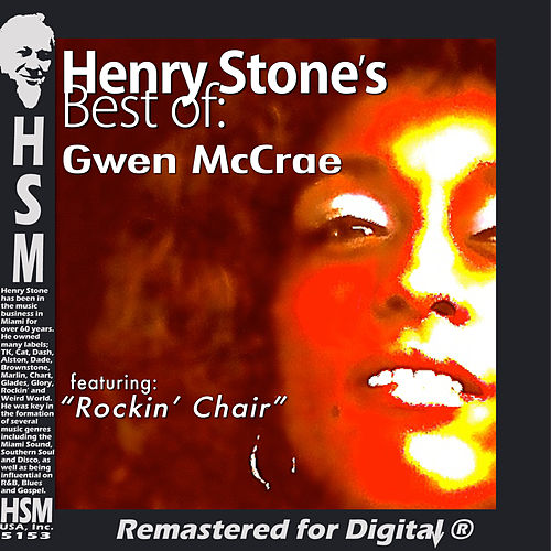 Play & Download Henry Stone's Best of Gwen Mccrae by Gwen McCrae | Napster