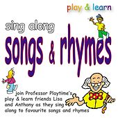 Sing Along Songs and Rhymes by Kidzone