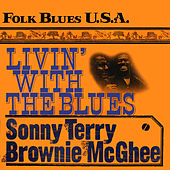 Livin' with the Blues by Sonny Terry