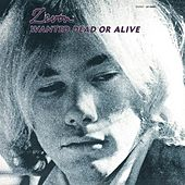 Wanted Dead Or Alive by Warren Zevon