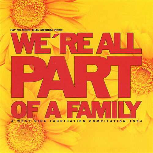 Play & Download We're All Part of a Family by Various Artists | Napster