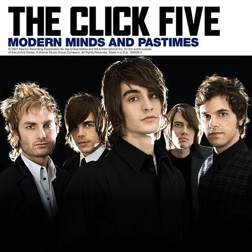 Play & Download Modern Minds And Pastimes by The Click Five | Napster