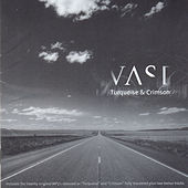 Turquoise & Crimson by VAST