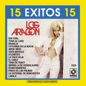 Play & Download 15 Exitos 15 Los Aragon by Los Aragon | Napster