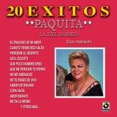 Play & Download 20 Exitos by Paquita La Del Barrio | Napster
