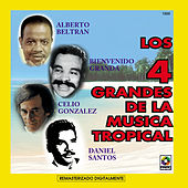Los 4 Grandes De La Musica Tropical by Various Artists