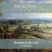 Prokofiev: Sonata for Piano No. 8 in B-Flat Major, Op. 84 de Sviatoslav Richter