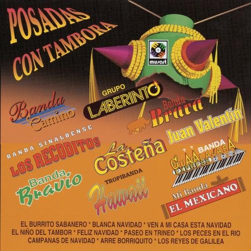 Posadas Con Tambora by Various Artists