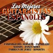 Los Mejores Guitarristas Españoles by Various Artists