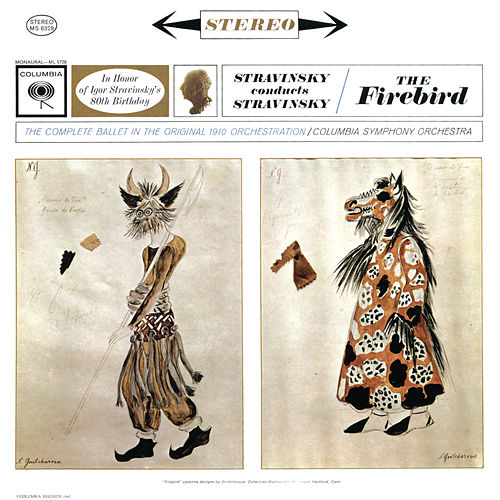 Play & Download The Firebird (complete ballet) by Igor Stravinsky | Napster