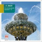 Brandenburgische Konzerte 1 - 6 by Kammerorchester Berlin