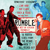 Rumble the Best of Virginia Rockabilly by Various Artists