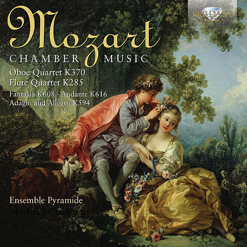 Mozart: Chamber Music by Ensemble Pyramide