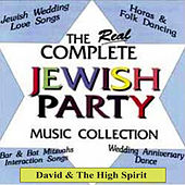 The Best Jewish Party, Vol. 1 by David & The High Spirit
