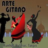 Arte Gitano. Rumbas, Bulerías y Tangos by LoLo