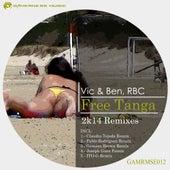 Free Tanga (2K14 Remixes) by V.I.C.