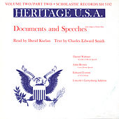 Heritage Usa, Vol. 2, Part 2: Documents And Speeches by Various Artists