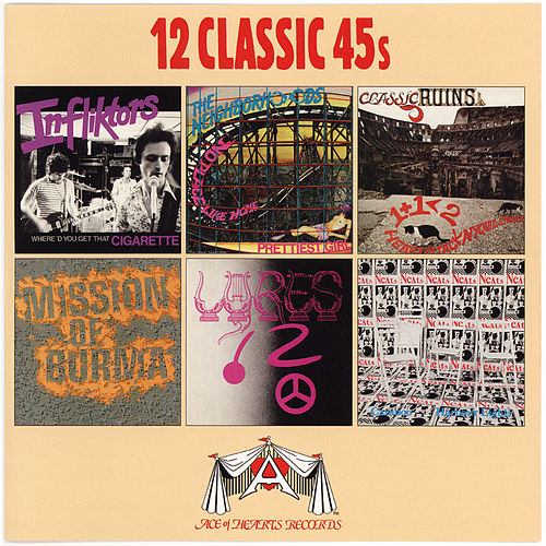 12 Classic 45s by Various Artists