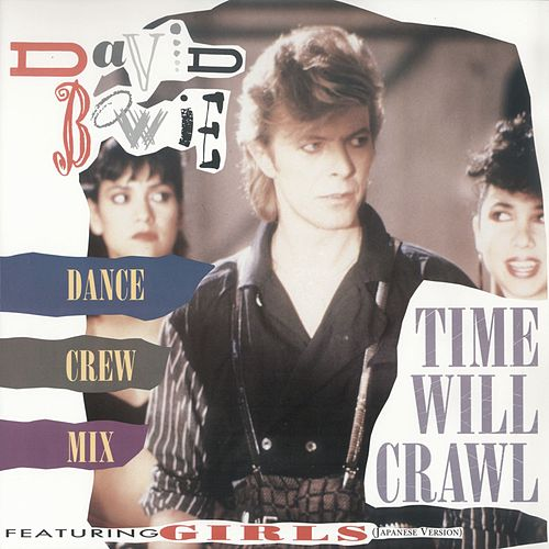 Time Will Crawl E.P. (Japanese Version) by David Bowie