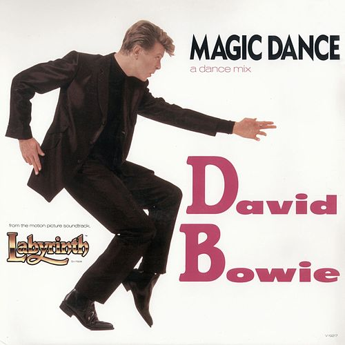 Magic Dance E.P. by David Bowie