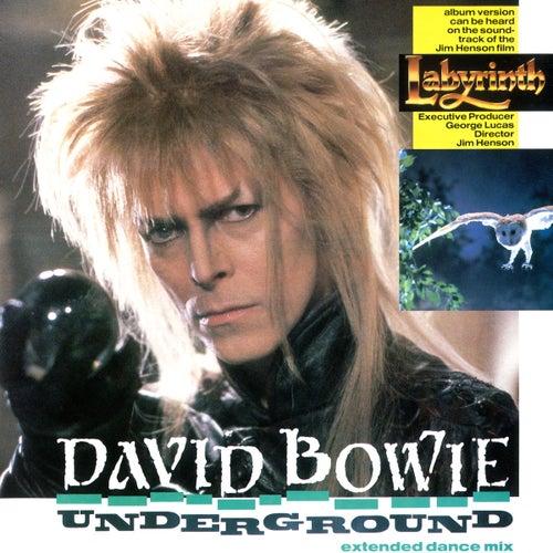 Underground E.P. by David Bowie