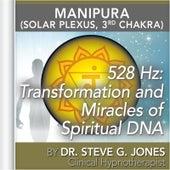 528 Hz: Transformation and Miracles of Spiritual DNA (Manipura) [Solar Plexus, 3rd Chakra] by Dr. Steve G. Jones