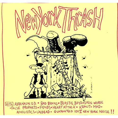 New York Thrash von Various Artists