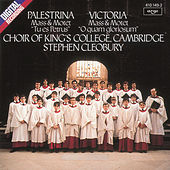 Play & Download Victoria/Palestrina: Masses & Motets by Choir of King's College, Cambridge | Napster