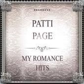 My Romance Hits by Patti Page
