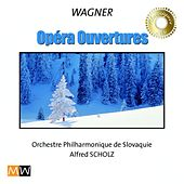 Opera Ouvertures by Alfred Scholz