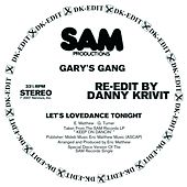 Let's Lovedance Tonight - Danny Krivit Re-Edit by Gary's Gang