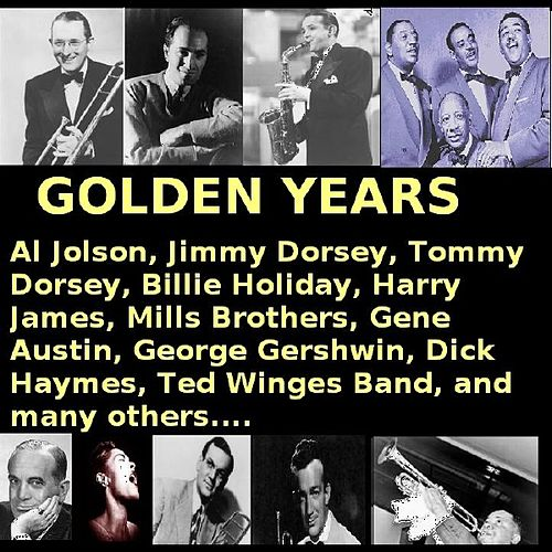 Golden Years Vol. 1 by Various Artists