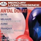 Satie: Parade: Milhaud: Le boeuf sur le toit, &c. by Various Artists