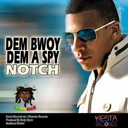 Dem Bwoy Dem a Spy by Notch