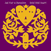 Solid Gold Heart by Jad Fair