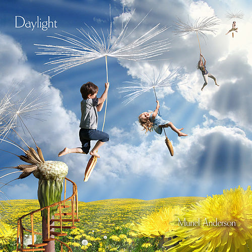 Play & Download Nightlight Daylight: Daylight, Vol. 2 by Muriel Anderson | Napster
