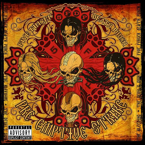 Play & Download Pre Emptive Strike by Five Finger Death Punch | Napster