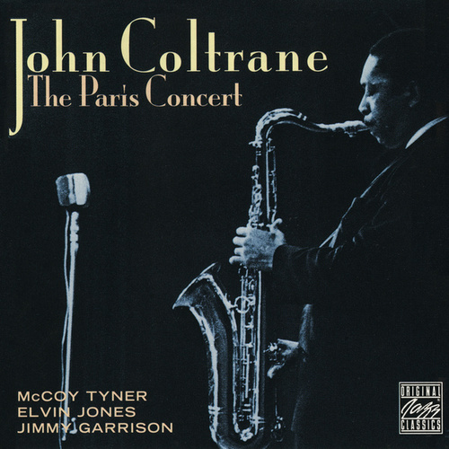 The Paris Concert by John Coltrane