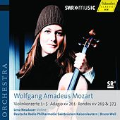 Play & Download Mozart: Violin Concertos Nos. 1-5 - Adagio in E Major by Lena Neudauer | Napster