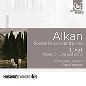 Play & Download Alkan: Sonata for Cello and Piano, Liszt: Works for Cello and Piano by Emmanuelle Bertrand and Pascal Amoyel | Napster